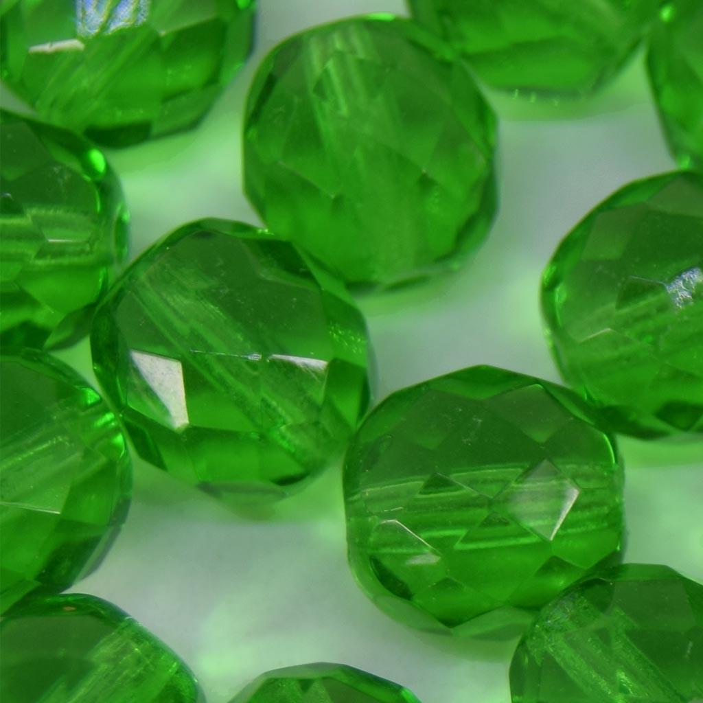 Cristal 10 mm Transparente Verde Médio 710796