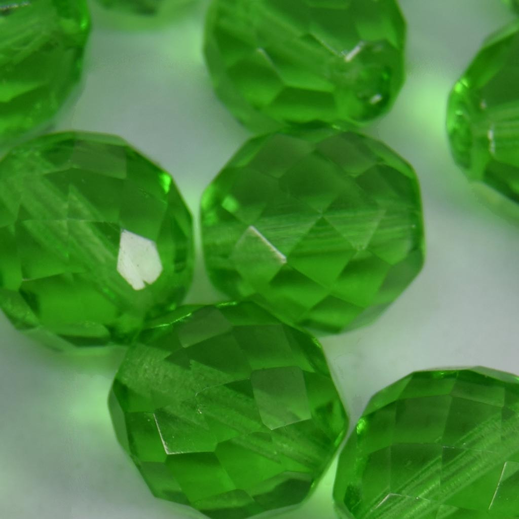Cristal 14 mm Transparente Verde 711422