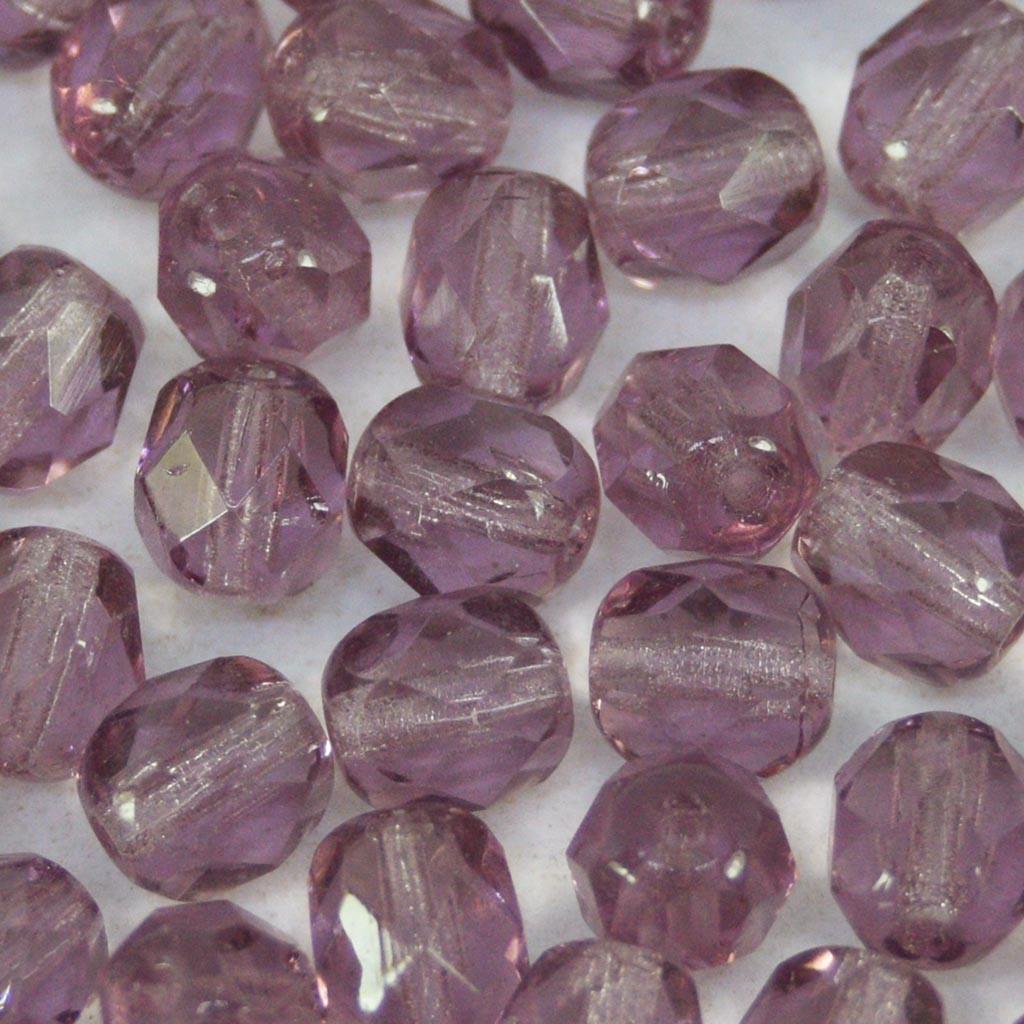Cristal 4 mm Transparente Lilás 711580