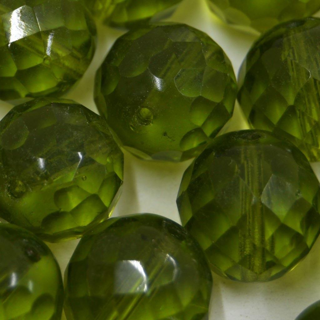 Cristal 16 mm Transparente Verde 712176