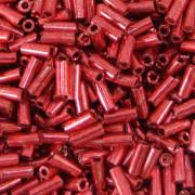 """Canutilho 2"""" Metalizado Vermelho 708245"""