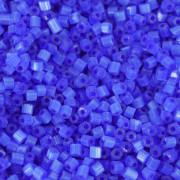 Vidrilho 2 x 9/0 Satín Azulão Médio 708275