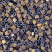 Vidrilho 2 x 9/0 Satín Marrom 708278