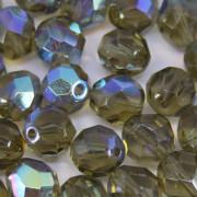 Cristal 8 mm Transparente Irizado Cinza 708472