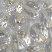 Cristal 12 mm Transparente Irizado Branco 708495