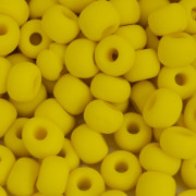 Miçanga 32/0 Fosca Amarela 709900