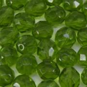 Cristal 8 mm Transparente Verde Oliva 709929