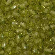 Cristal 4 mm Transparente Verde Oliva 710544