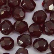 Cristal 6 mm Transparente Vermelho Escuro 710566