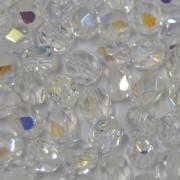 Cristal 6 mm Transparente Irizado Branco 710706