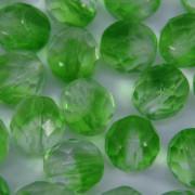 Cristal 8 mm Transparente Double Color Verde 710838