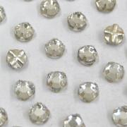 Pedra Strass Grampada Cristal Transparente ss 20 = 4.60 mm 711078
