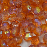 Cristal 6 mm Transparente Irizado Salmão 711348