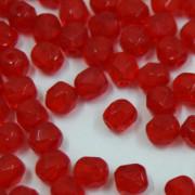 Cristal 6 mm Transparente Vermelho 710567