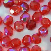 Cristal 3 mm Transparente Vermelho Irizado 711453