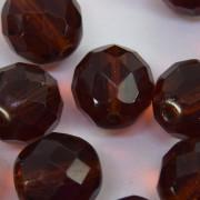 Cristal 12 mm Transparente Marrom 711616