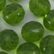 Cristal 14 mm Transparente Verde Oliva 711635