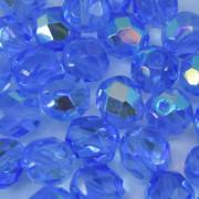 Cristal 8 mm Transparente Irizado Azul 711713