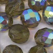 Cristal 10 mm Transparente Irizado Cinza 711723