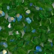Cristal 5 mm Transparente Irizado Verde 711790