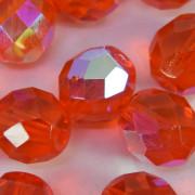 Cristal 10 mm Transparente Irizado Laranja 711811