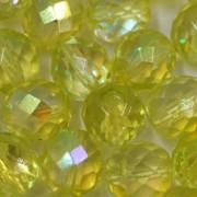 Cristal 10 mm Transparente Irizado Amarelo 711823