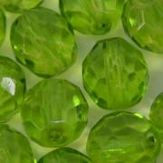 Cristal 10 mm Transparente Pintado Verde 712001