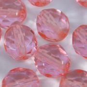 Cristal 10 mm Transparente Pintado Rosa 712004