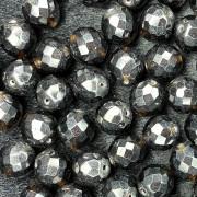 Cristal 14 mm Transparente Marrom 712049