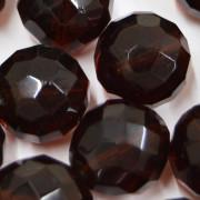 Cristal 16 mm Transparente Marrom 712137