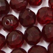 Cristal 12 mm Transparente Vermelho 712240