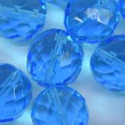 Cristal 16 mm Transparente Azul Claro 712253