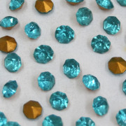 Strass Mc Chaton Azul Aqua Bohemica SS 18 = 4.20 mm 711175
