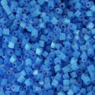 Vidrilho 2 x 9/0 Satín Azul Claro 708274