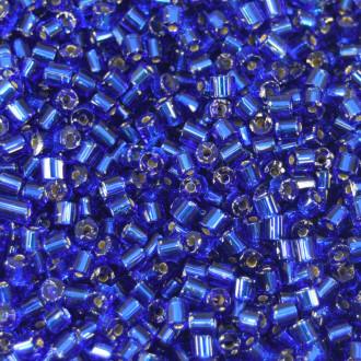 Vidrilho 2 x 9/0 Espelhado Azulão Escuro 708313