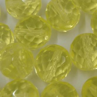 Cristal 14 mm Transparente Amarelo Limão 710902
