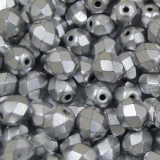 Cristal 6 mm Metal/Pintado Prata 712099